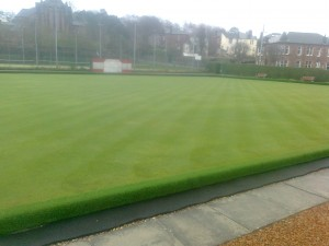 Spring Bowling Green Maintenance