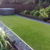 Artificial Grass Offers a Realistic, Quality Lawn Grass Alternative