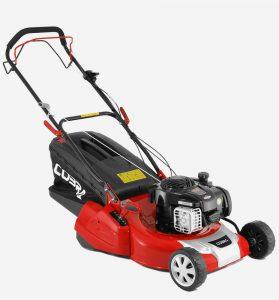 cobra petrol rm46spb mower